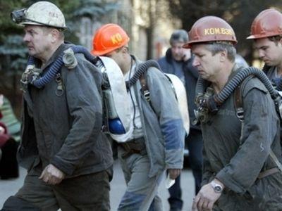 В Доброполье горела шахта