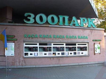 Скандал: Киевский зоопарк торгует животными, но все отрицает