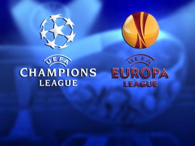 Состоялась жеребьёвка 1/8 финала Лиги чемпионов, а так же 1/16 и 1/8 финала Лиги Европы