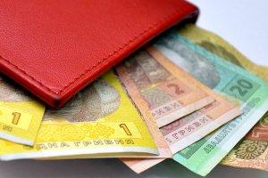 Средняя зарплата в Украине выросла на 49 грн