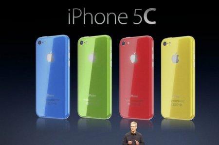 """Apple представила iPhone 5s и """"бюджетный"""" iPhone 5c"""