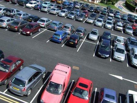 В Украине вырастут штрафы за парковку на местах льготников