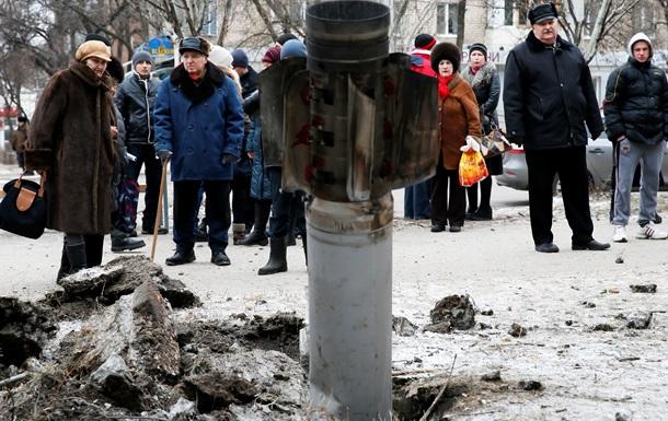 В результате обстрела Краматорска 7 погибших и 58 ранено