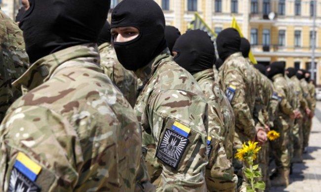 """Минообороны ликвидировало батальон """"Айдар"""""""