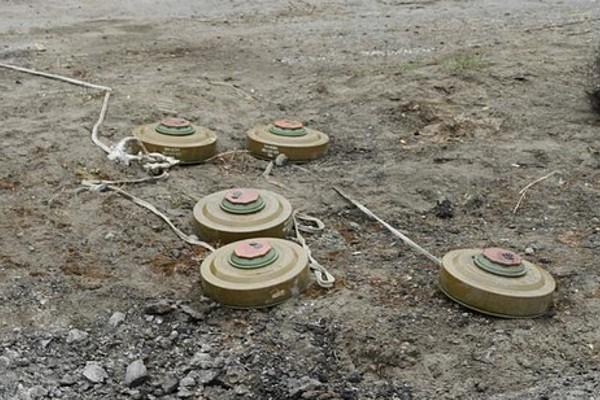 ООН: более 150 детей подорвались на минах в Донбассе с марта 2014 года
