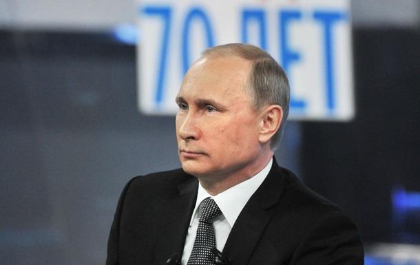 Путин: Война между Украиной и Россией невозможна