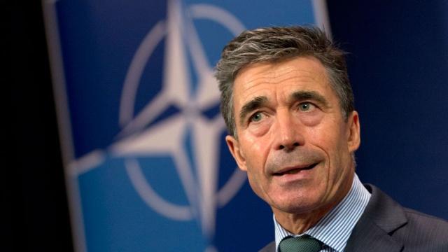 Генсек НАТО сказал, как прекратить войну на Донбассе