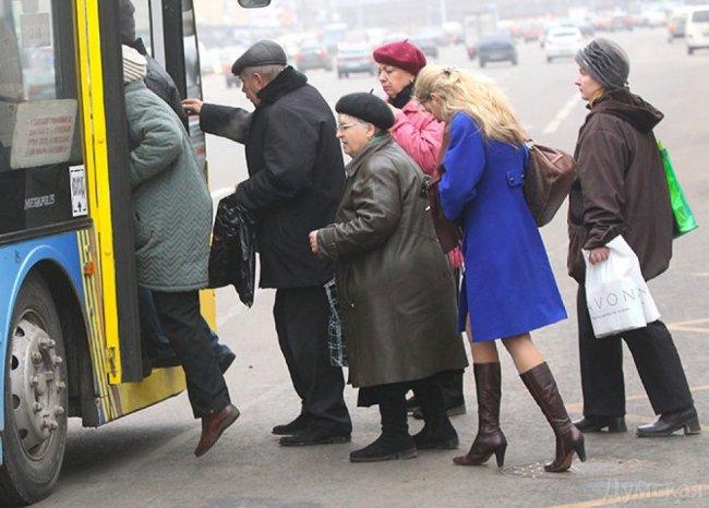 С сегодняшнего дня отменены льготы пенсионерам и чернобыльцам