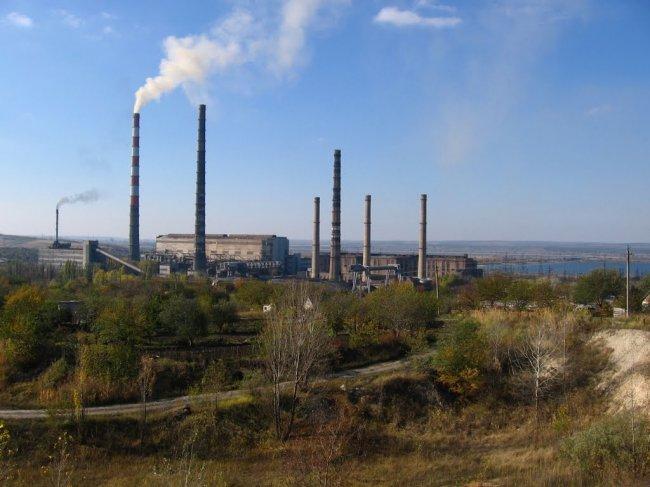 Славянская ТЭС возобновила работу