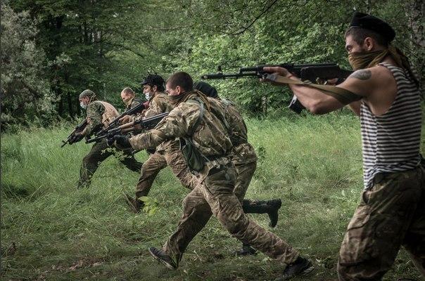 """В Донецкой области будут судить гражданина РФ, который состоял в батальоне """"Восток"""""""