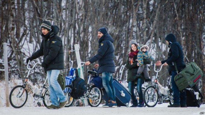 Норвегия начала массовую депортацию беженцев