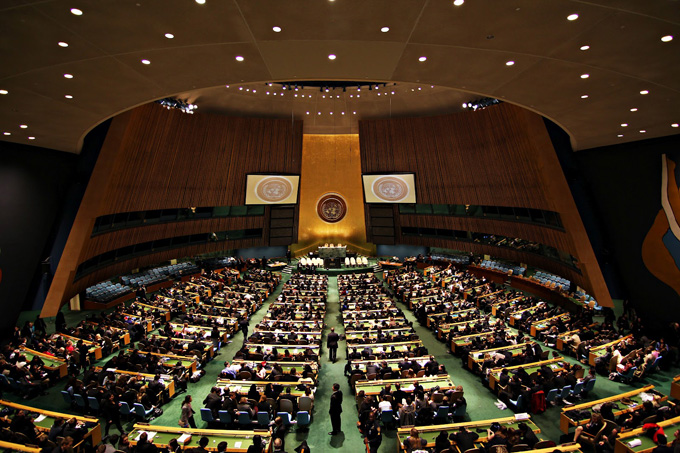 ООН призывает Киев не закрывать пропускные пункты в Донбассе