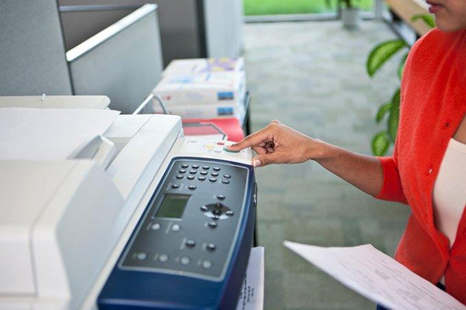 Типы принтеров и их распространение