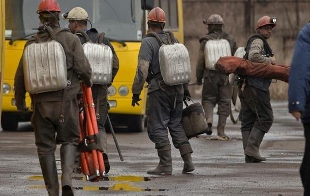 В Луганской области на шахте случился взрыв