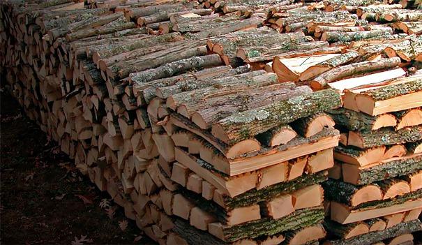Украинцы переходят с газа на дрова и навоз