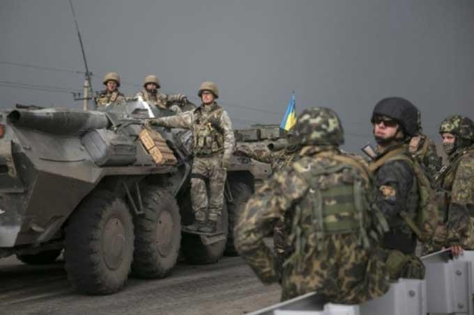 Украинские силовики готовы обеспечить тишину с 1 сентября