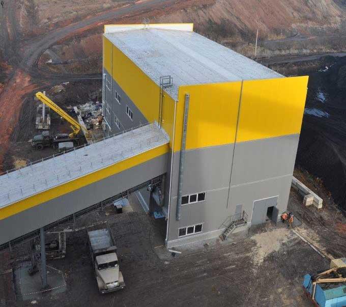 ЦОФ «Октябрьская» за 55 лет переработала более 130 миллионов тонн угля