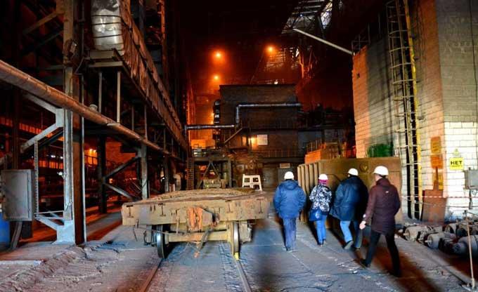В ДНР собираются запустить около 20 промышленных предприятий