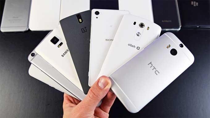 5 лучших смартфонов в конце лета 2017