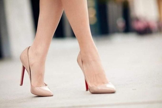 Правила ношения туфель-лодочек