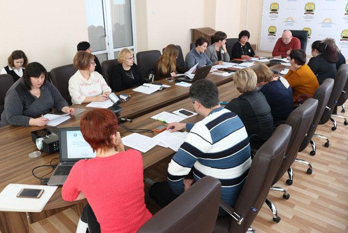Донецкая областная служба занятости презентовала Програму занятости населения на 2018-2020 годы