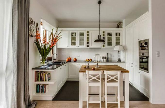 Планируем кухню для вашего дома