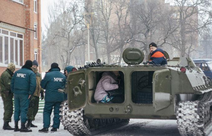 Уныние в ДНР: Без паспортов, пенсий, связи и без будущего