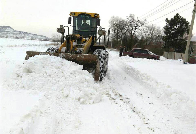Обогатители ДТЭК ЦОФ Добропольская помогли окрестным поселкам бороться со стихией