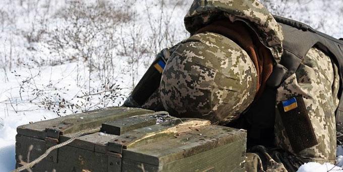 Бойцы ВСУ живут как «бомжи» (видео)