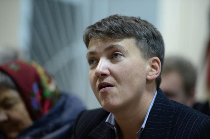 Савченко представила план переустройства Украины