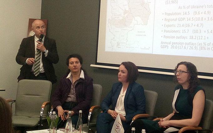 Переселенцы не смогут возродить Донбасс после его освобождения