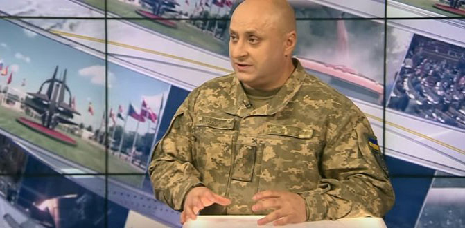 На Донбассе начались боевые действия по всей линии соприкосновения