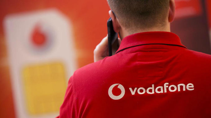 В Донецке заработал Vodafone