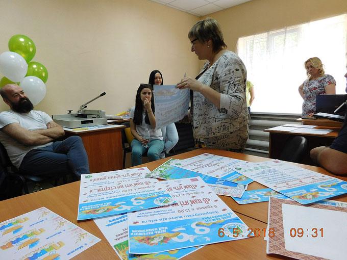 ДТЭК поддержал создание в Курахово первого информационного центра