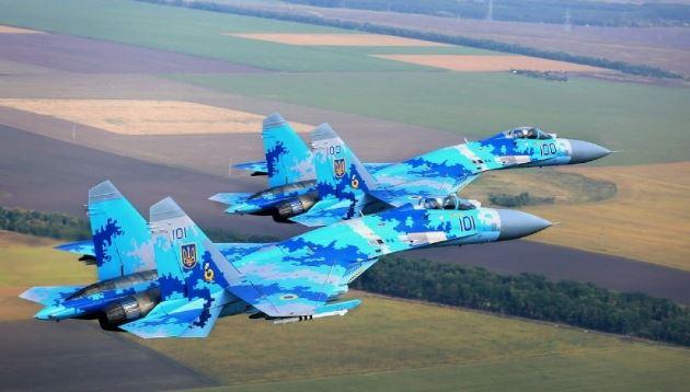 Украина может применить авиацию на Донбассе