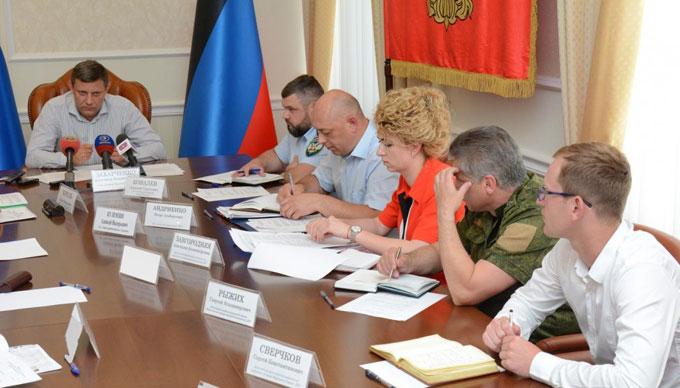 Захарченко согласился сократить количество льготных мест на пригородных маршрутах