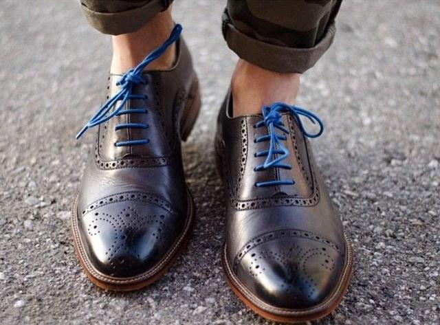 Какая обувь должна быть в гардеробе мужчины?