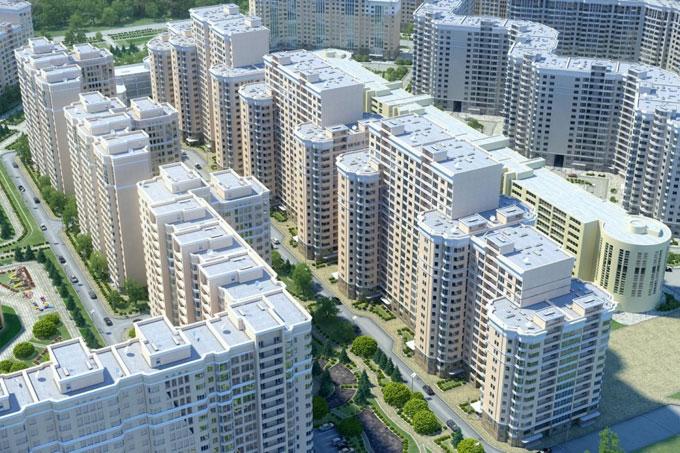Схемы оплаты квартир в новостройках