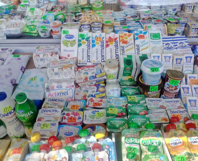 Цены на хлеб, молоко и мясо в ДНР оставят на прежнем уровне - Тимофеев