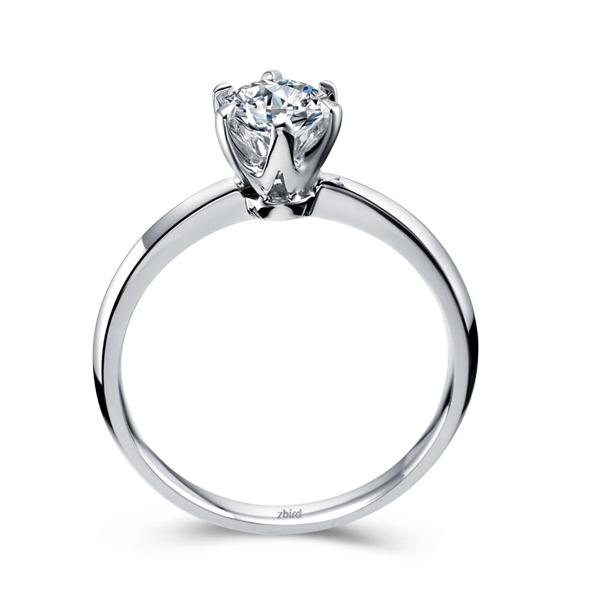 Помолвочное кольцо Zbird — просто скажи «Да!»