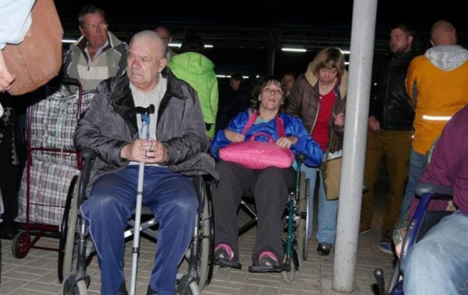 Переселенцам с инвалидностью на 2-3 месяца задерживают соцвыплаты, – общественник
