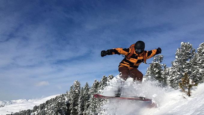 Сноубординг: с чего начать?
