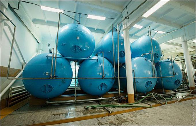 За специальное использование воды предприятия Донецкой области уплатили более 104 миллионов гривен
