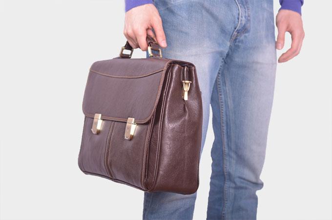 Мужской портфель. Советы