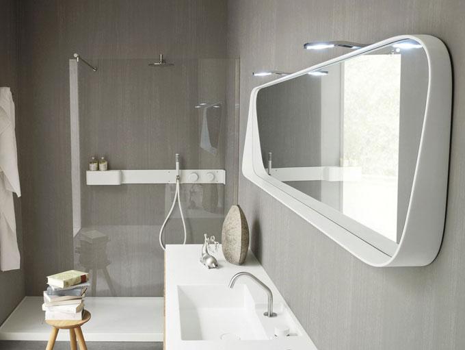 Как выбрать качественное зеркало в ванную?