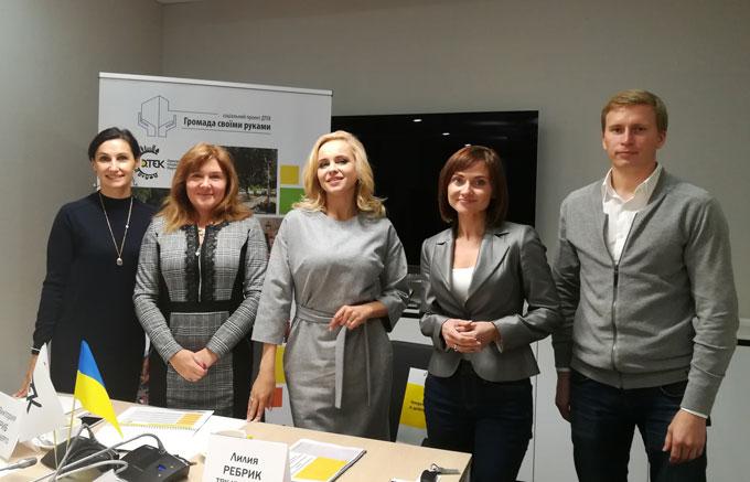 Курахово становится по-настоящему «Безопасным городом» благодаря гранту от ДТЭК