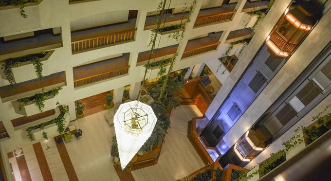 Ремонт – важная составляющая высококлассных отелей