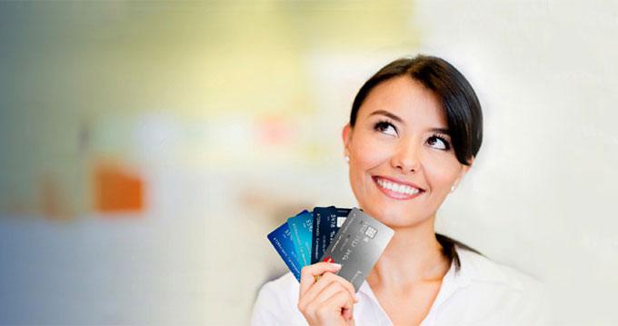Все преимущества кредитной карты