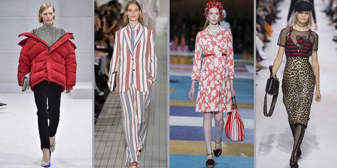 Модные тенденции в одежде осень – зима 2018-2019