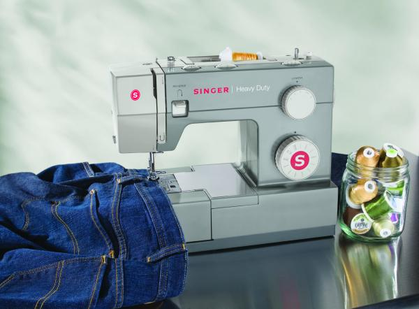 Швейная машина Singer - качественно, быстро, легко!